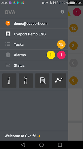 Ova 3.6.0 Screenshots 1