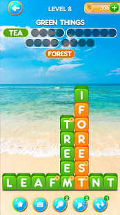 Word Puzzle: Stack Word Game