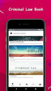 Free Criminal Law Book 2021 3