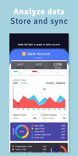 Money Diary - Expense Tracker apktram screenshots 5