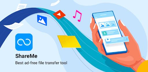 ShareMe - #1 file sharing & data transfer app APK 0