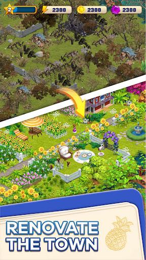 Merge Town : Design Farm  screenshots 6