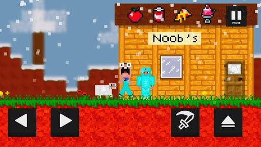 Remastered: Noob vs Pro vs Hacker vs God  screenshots 1