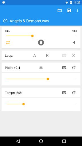 Music Speed Changer (Classic)  screenshots 1