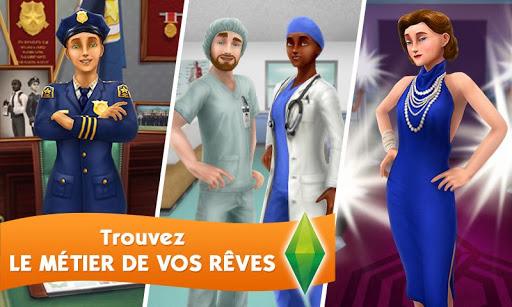 Les Sims™  FreePlay  APK MOD (Astuce) screenshots 2
