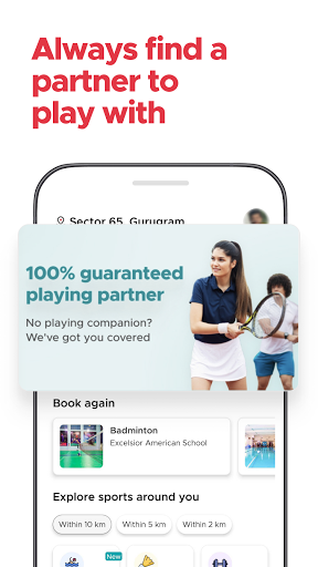 Fitso by Zomato: Badminton, Swimming, Tennis, Gym android2mod screenshots 5