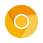 icono Chrome Canary (inestable)