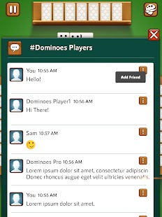 Dominoes Pro Screenshot