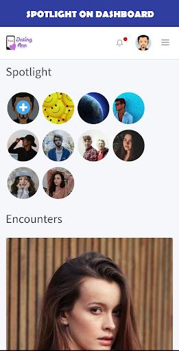 Spotlight - 100% Free Dating App & Site  screenshots 2