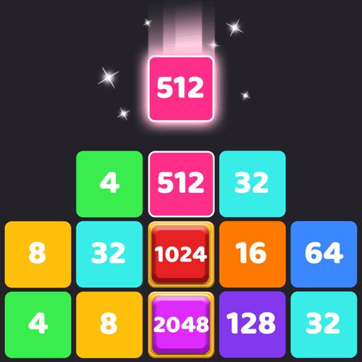 マージブロック-2048パズルゲーム