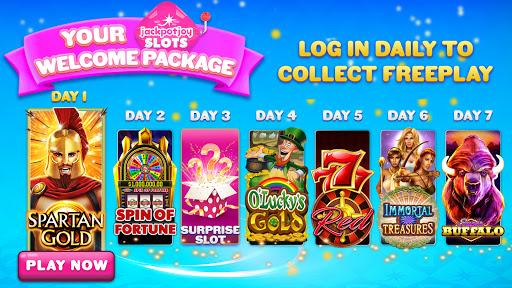Jackpotjoy Slots: Free Online Casino Games  screenshots 21
