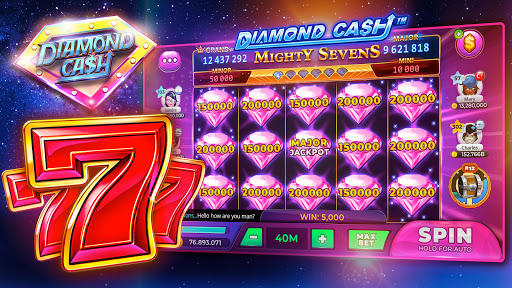 Diamond Cash Slots Casino - Free Las Vegas Games  screenshots 1
