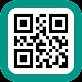 icono Lector de códigos QR y barras (español)