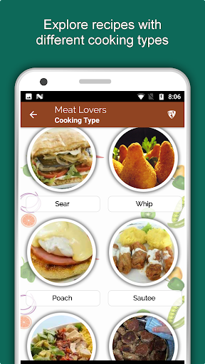 all meat recipes: beef, lamb, ham, poultry, mutton screenshot 3