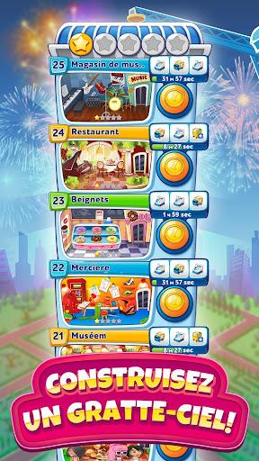 Télécharger Pocket Tower: Tour Construction & Megapolis Ville mod apk screenshots 1