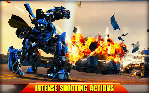 Car Robot Transformation 19: Robot Horse Games 2.0.7 Screenshots 6