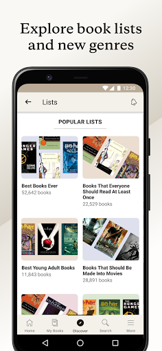 Goodreads 2.24.1 Build 2 screenshots 3
