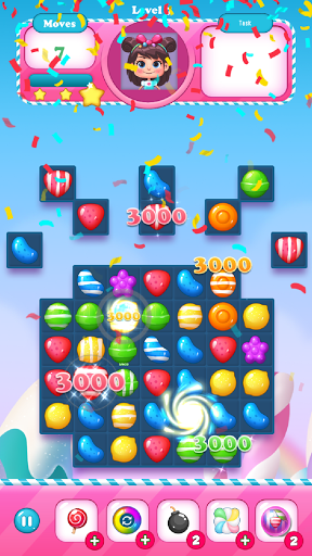 Candy Bomb - Match 3 screenshots 1