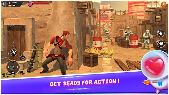 Wicked Battle Royale: Special Forces Battleground Hack Online [Android & iOS] 3