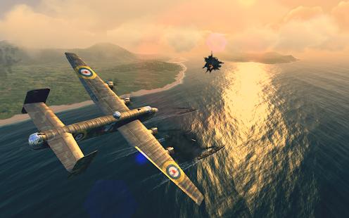 Warplanes: WW2 Dogfight 2.1.1 Screenshots 11