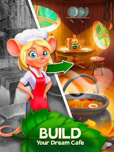 Merge Inn - Tasty Match Puzzle Game  screenshots 6