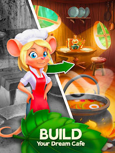 Merge Inn – Tasty Match Puzzle Game Mod Apk 1.8 (Mod Money, Diamonds, Energy) 6