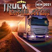 icono Simulador de camión 2021 Nuevo juego real 3d