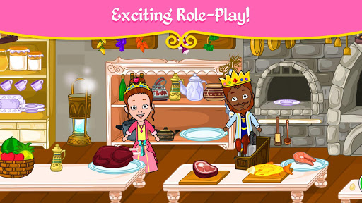 ud83dudc78 My Princess Town - Doll House Games for Kids ud83dudc51 screenshots 6