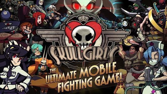Skullgirls Mod APK Latest V Download  (Unlimited Money, Gems, Theonite) 1