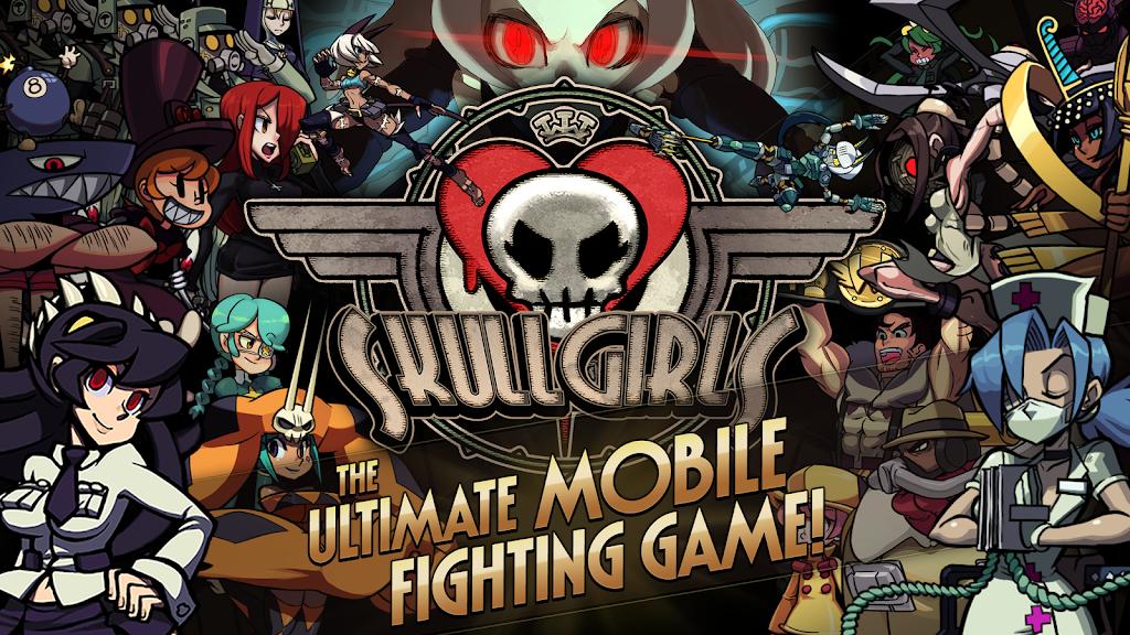 Skullgirls: Fighting RPG  poster 0