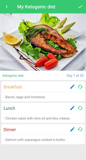 Foto do Diet Plan for Weight Loss   Food plan apps