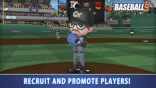 BASEBALL 9 1.5.7 MOD APK [INFINITE COIN/ENERGY] 3