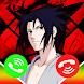 Sasuke Video Call & Wallpaper - Androidアプリ