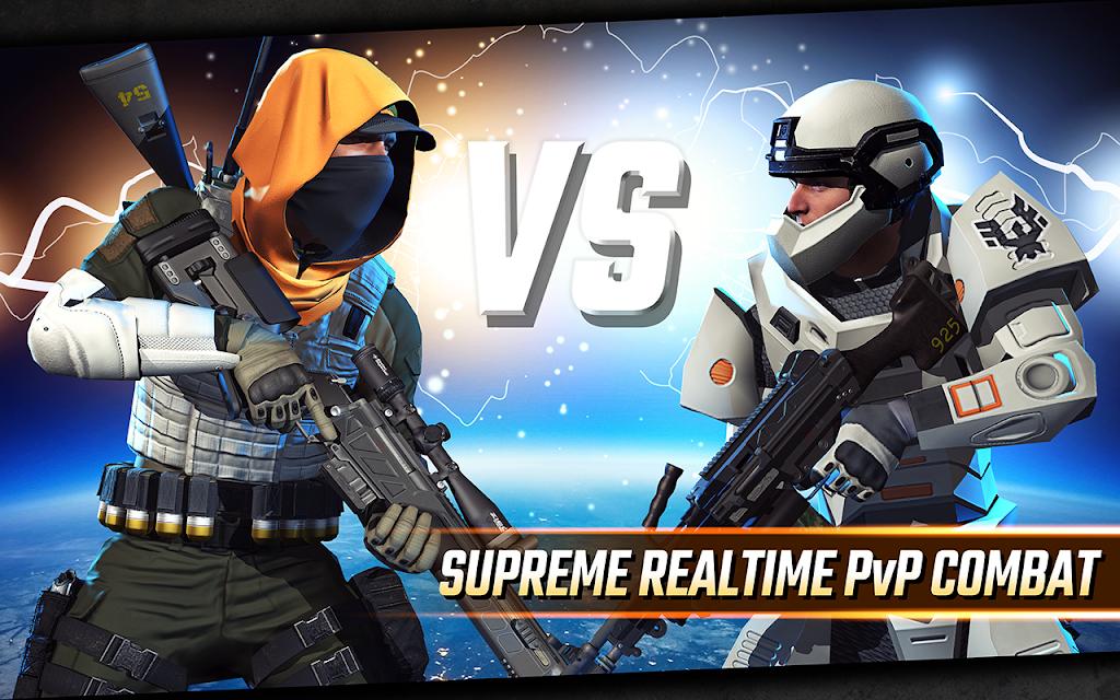 Sniper Strike APK Mod poster 2