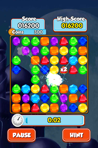 Bedazzled Gems For PC Windows (7, 8, 10, 10X) & Mac Computer Image Number- 14