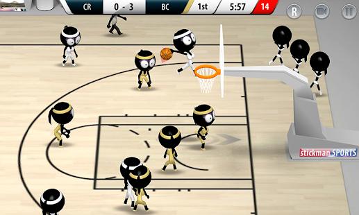 Stickman Basketball 2017 1.1.5 Screenshots 3