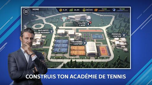 Télécharger Gratuit Tennis Manager 2020  APK MOD (Astuce) screenshots 1
