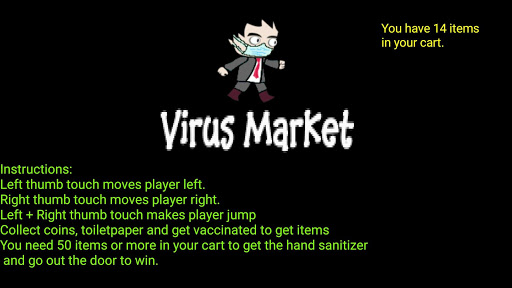 Virus Market screenshot 1