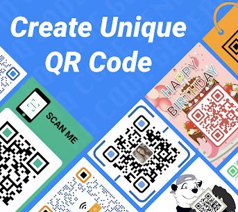 QR Code Generator Mod Apk [VIP] – QR Code Creator & QR Maker 1