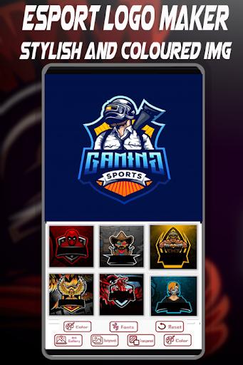 Logo Esport Maker | Create Gaming Logo Maker 1.4 Screenshots 5