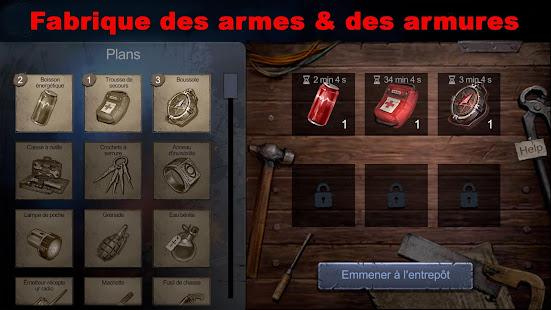 Horrorfield - Jeu de survie: horreur multijoueur screenshots apk mod 3