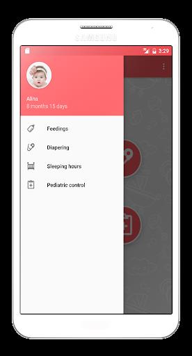 Baby App, Baby tracker 1.1.1 Screenshots 3