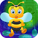 Kavi Escape Game 461 Happy Bee Rescue  Game - Androidアプリ