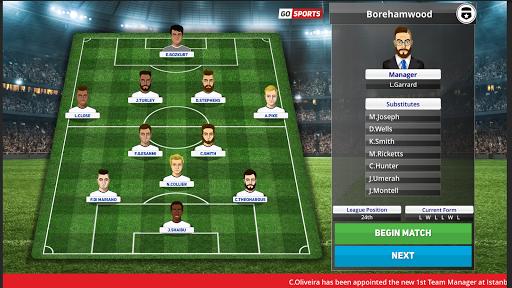 Club Soccer Director 2020 - Soccer Club Manager 1.0.81 Screenshots 12
