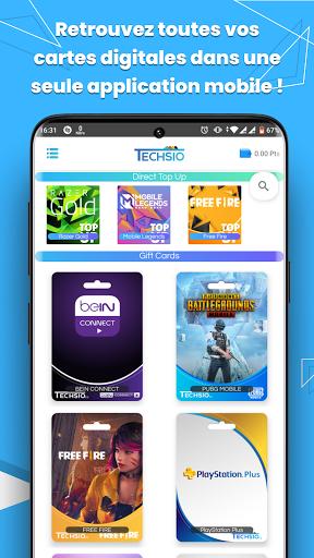 Techsio 1.3.4 screenshots 1