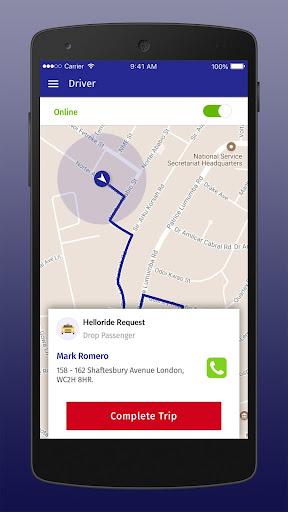 hello delivery driver screenshot 3