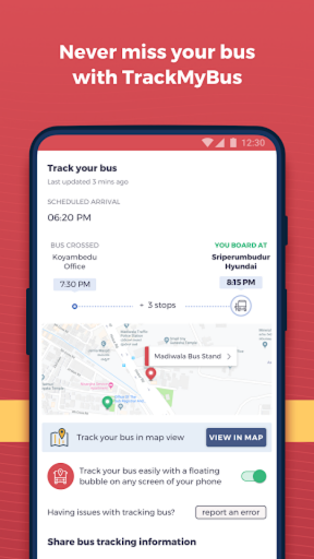 redBus - Largest Online Bus Ticket Booking App apktram screenshots 4
