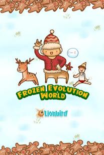 Frozen Evolution World