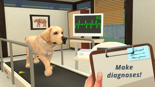 Pet World u2013 My Animal Hospital u2013 Dream Jobs: Vet screenshots 2