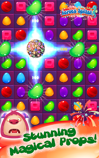 Candy Heroes Mania 1170 screenshots 1